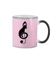 Cats music Color Changing Mug thumbnail