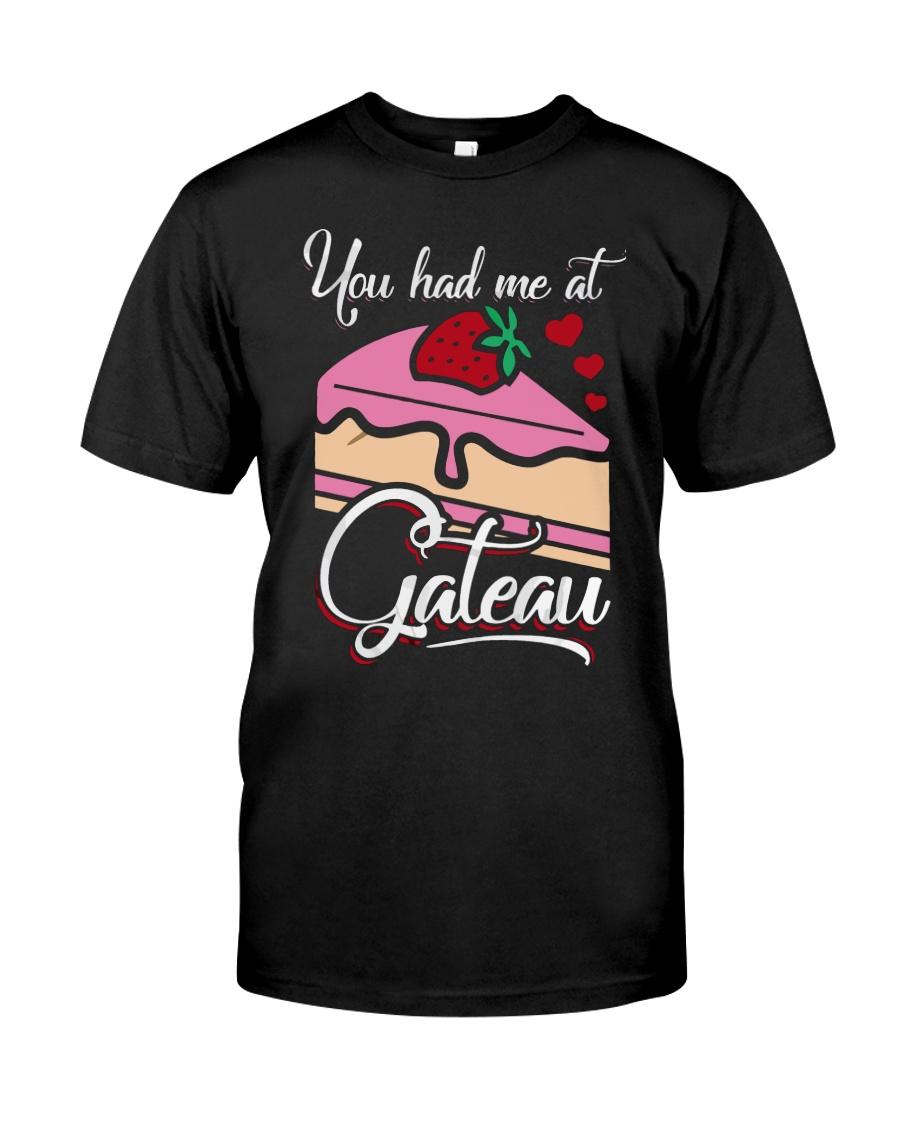 Baker  Classic T-Shirt