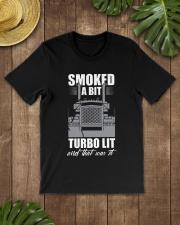 Truck Driver Classic T-Shirt lifestyle-mens-crewneck-front-18