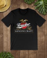 Trucker  Classic T-Shirt lifestyle-mens-crewneck-front-18