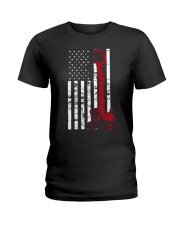 Operating Engineer Ladies T-Shirt tile