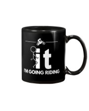 Funny Riding Shirt - I'm Going Riding Mug thumbnail