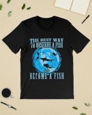 Scuba Diving Classic T-Shirt lifestyle-mens-crewneck-front-19