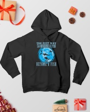 Scuba Diving Hooded Sweatshirt lifestyle-holiday-hoodie-front-2