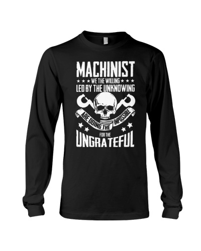 Machinist