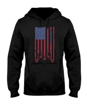 Machinist  Hooded Sweatshirt thumbnail