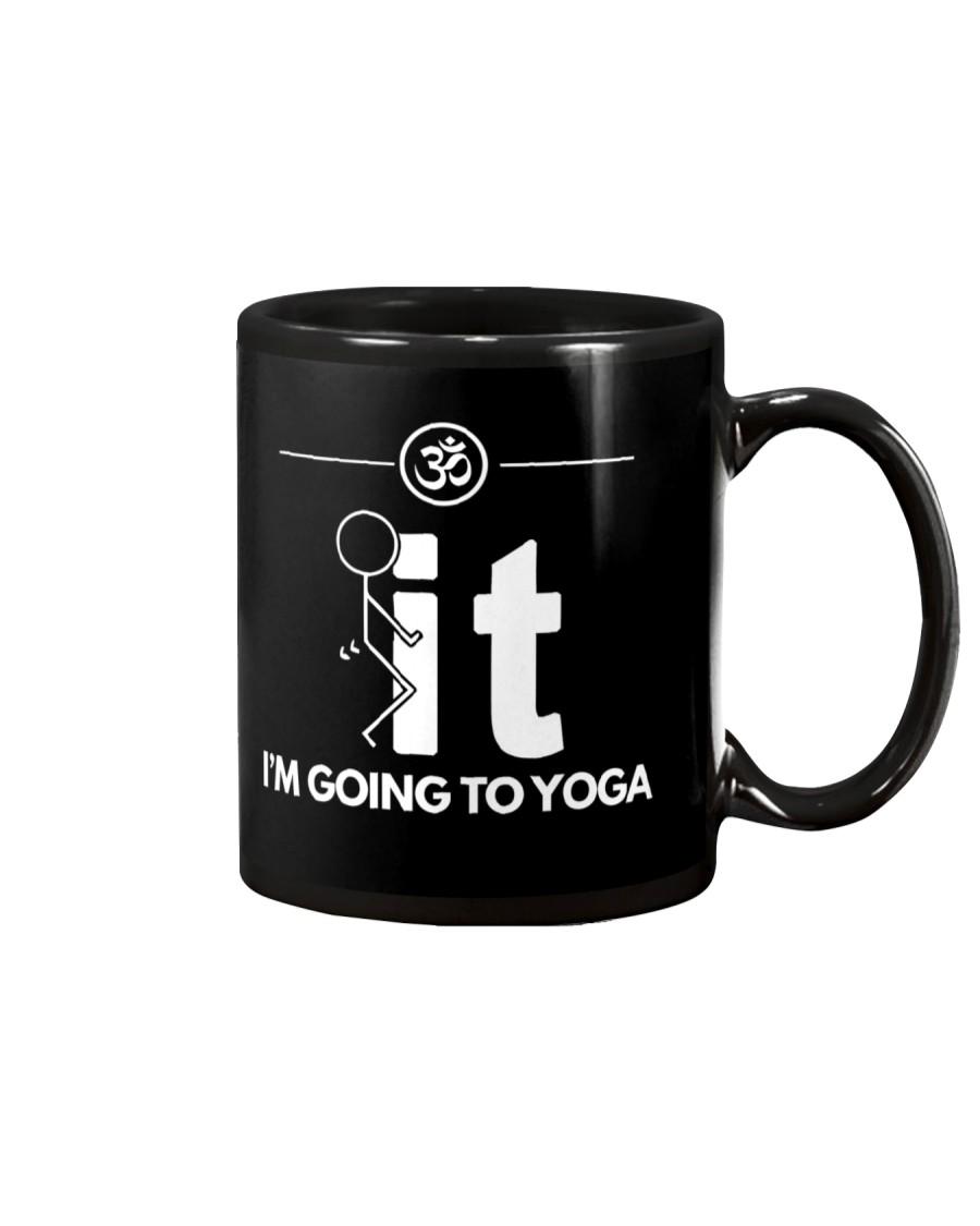 Funny Yoga Shirt - I'm Going Yoga Mug