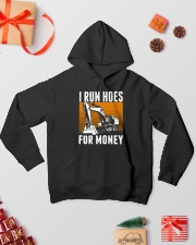 Operating Engineer Hooded Sweatshirt lifestyle-holiday-hoodie-front-2
