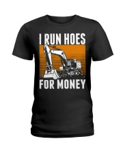 Operating Engineer Ladies T-Shirt thumbnail