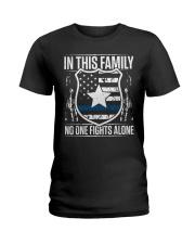 Police Ladies T-Shirt thumbnail