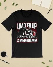 Trucker  Classic T-Shirt lifestyle-mens-crewneck-front-19