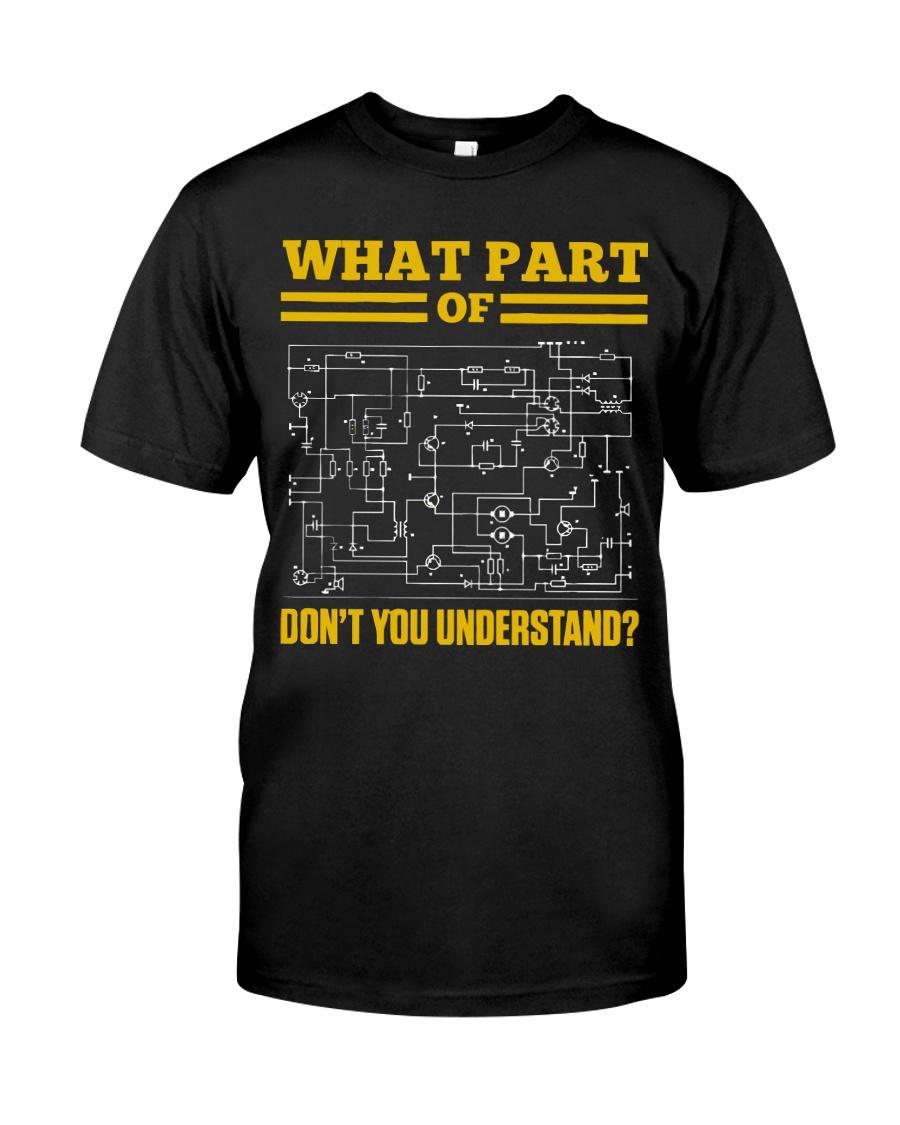 Electrician  Classic T-Shirt