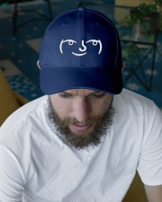 Lenny Face Embroidered Hat garment-embroidery-hat-lifestyle-06
