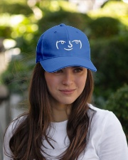 Lenny Face Embroidered Hat garment-embroidery-hat-lifestyle-07