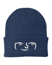 Lenny Face Knit Beanie tile