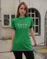 SMOD CLASSIC Classic T-Shirt apparel-classic-tshirt-lifestyle-19