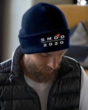 SMOD CLASSIC Knit Beanie garment-embroidery-beanie-lifestyle-06