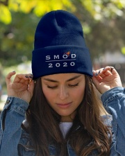 SMOD CLASSIC Knit Beanie garment-embroidery-beanie-lifestyle-07