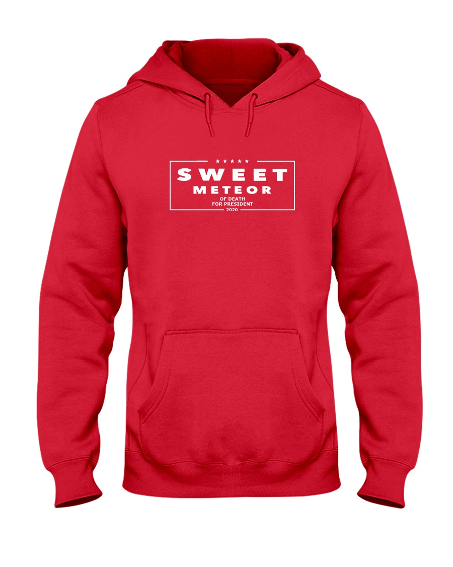 SWEET METEOR 2020 Hooded Sweatshirt