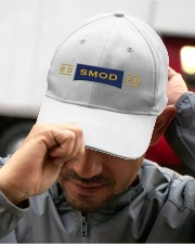 MAYOR-SMOD Embroidered Hat garment-embroidery-hat-lifestyle-01