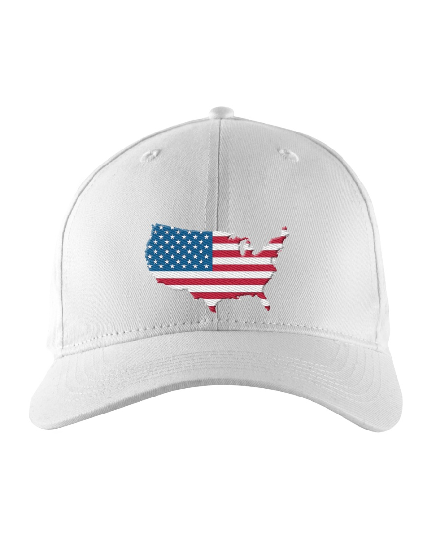 Independence Day Embroidered Hat
