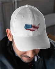 Independence Day Embroidered Hat garment-embroidery-hat-lifestyle-02