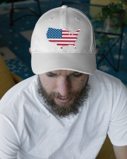 Independence Day Embroidered Hat garment-embroidery-hat-lifestyle-06