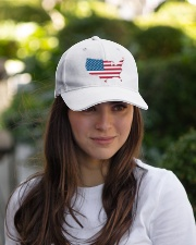 Independence Day Embroidered Hat garment-embroidery-hat-lifestyle-07