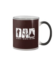Dad The Sailor The Myth The Legend T-shirts Color Changing Mug thumbnail