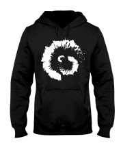Abstract Designed Hoodies  Hooded Sweatshirt front