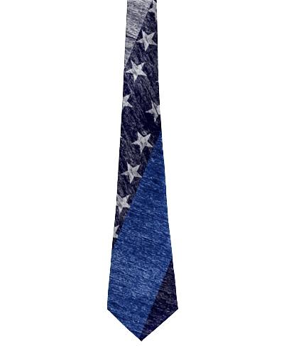 7DK - Thin Blue Line tie 2