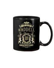 waddell Mug front
