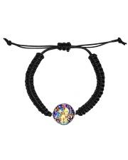 Oddball Holiday Cord Circle Bracelet thumbnail