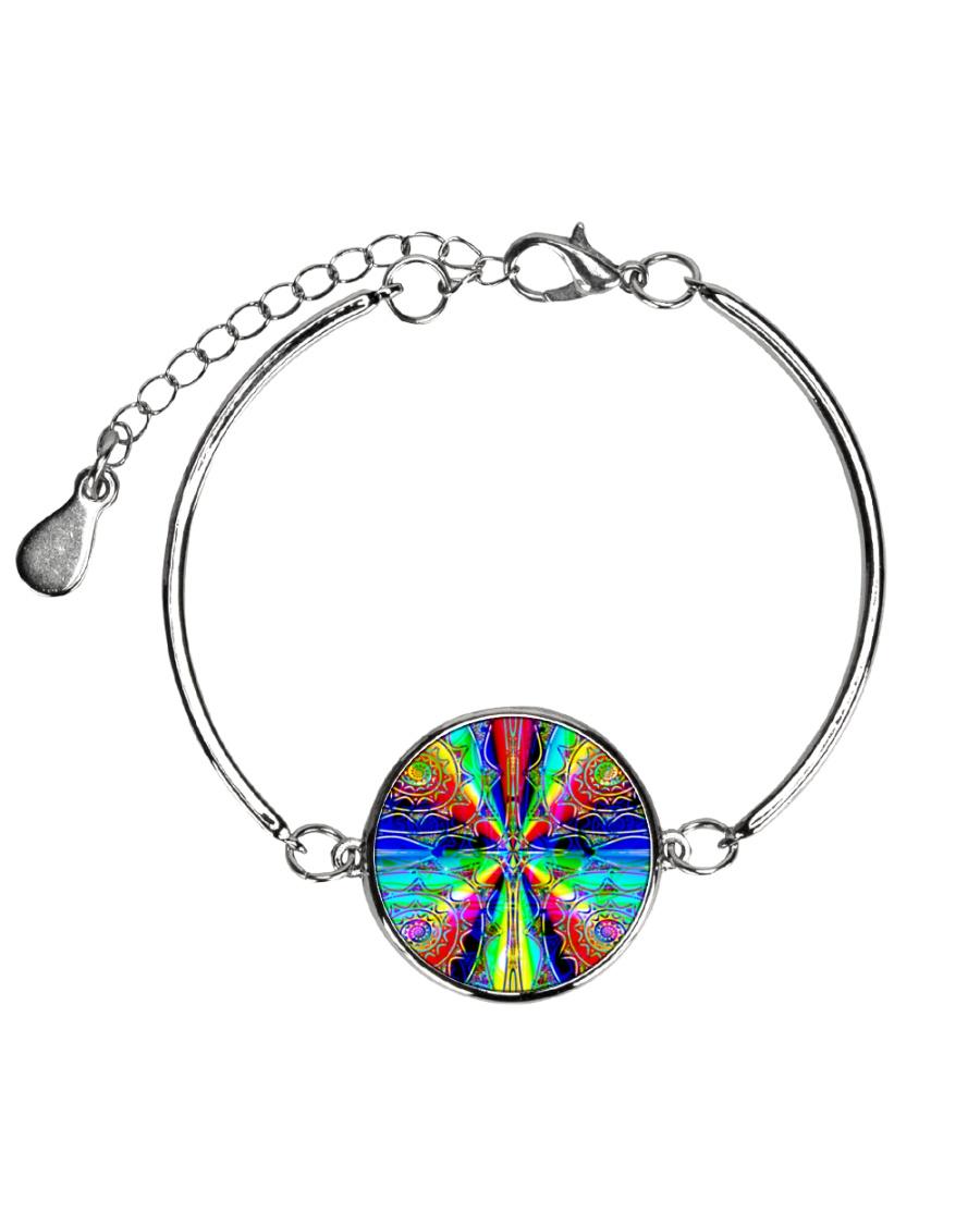 Vibe Zero Metallic Circle Bracelet