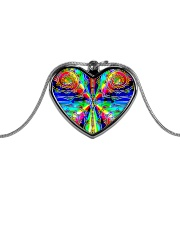 Vibe Zero Metallic Heart Necklace thumbnail