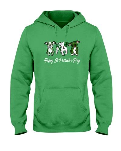 Pit Bull - Happy St Patrick's Day