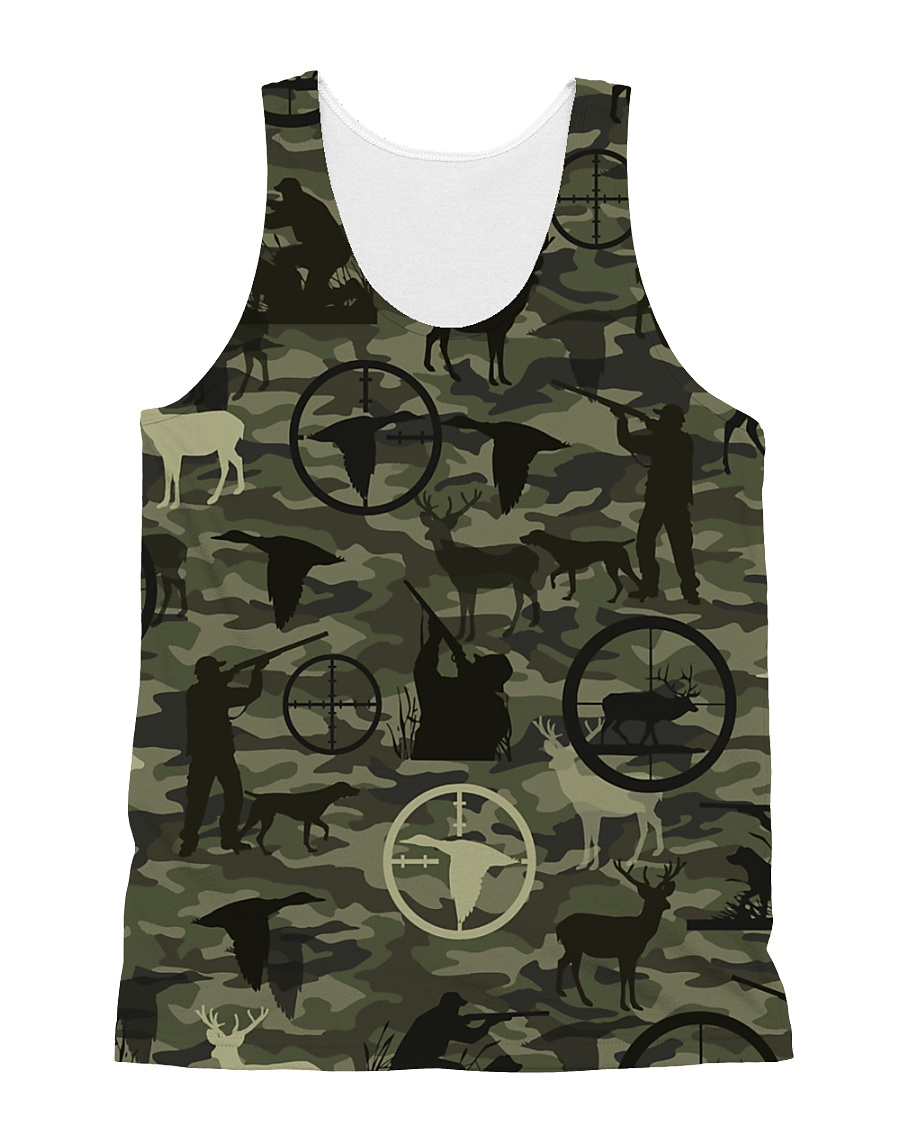 Wild lifestyle - Hunting All-over Unisex Tank