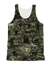 Wild lifestyle - Hunting All-over Unisex Tank front