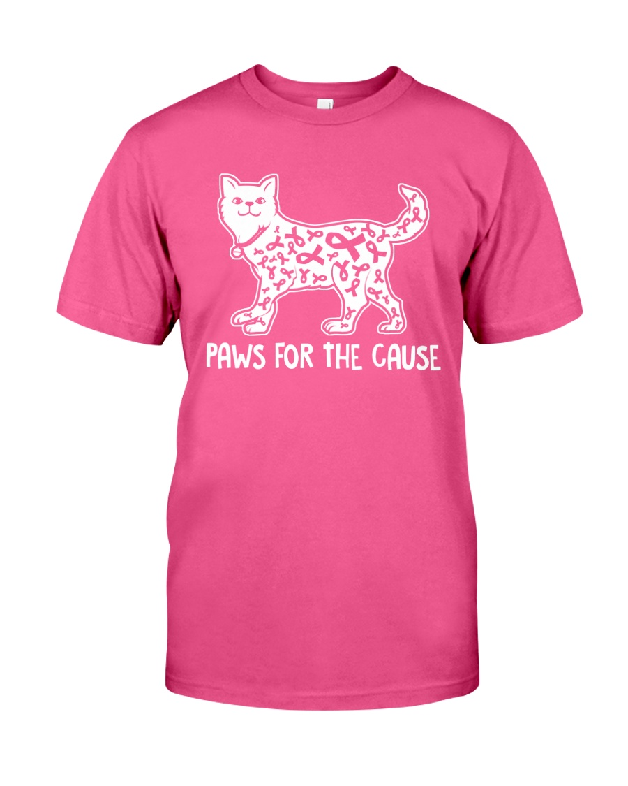Paws For The Cause Classic T-Shirt