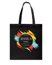 Jessica Tote Bag thumbnail