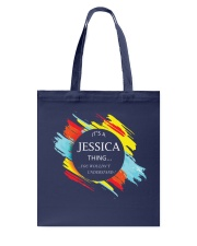 Jessica Tote Bag front