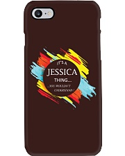 Jessica Phone Case tile