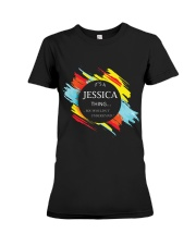 Jessica Premium Fit Ladies Tee thumbnail