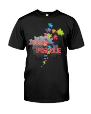 Puzzle Classic T-Shirt front