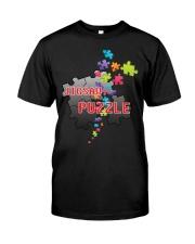 Puzzle Premium Fit Mens Tee thumbnail