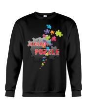 Puzzle Crewneck Sweatshirt thumbnail