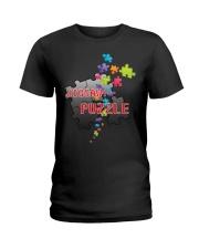 Puzzle Ladies T-Shirt thumbnail