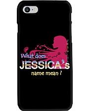 JESSICA NAME Phone Case thumbnail