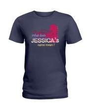 JESSICA NAME Ladies T-Shirt thumbnail