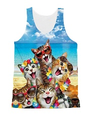 Summer is coming All-over Unisex Tank thumbnail